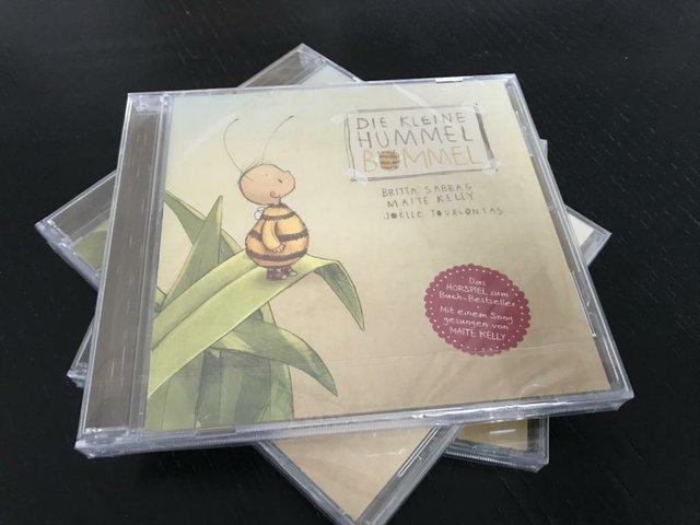 Die kleine Hummel Bommel Hörbuch