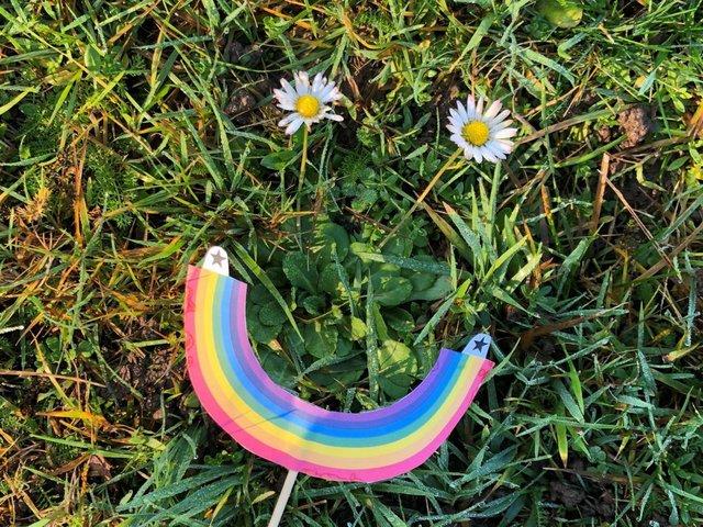 Super-Regenbogen entdeckt!