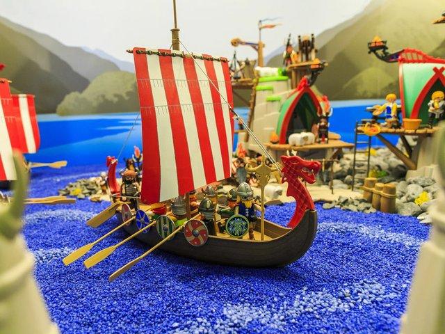 Playmobil - Archäologische Weltreise