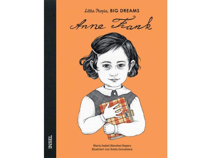 Buchtipp Anne Frank