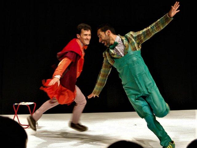 Nah - hellwach-Theaterfestival