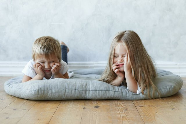 Kinder, Langeweile
