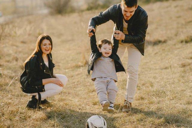 Familien-Urlaub, Ferien