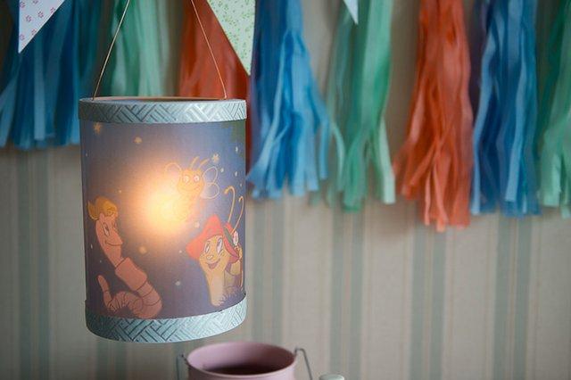 DIY: Lampions für das Sommerfest