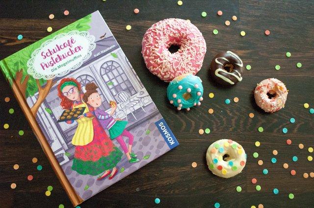 Rezept: Donuts aus dem Ofen