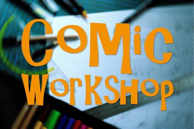 Comiczeichnen, Workshop auf der UZwei