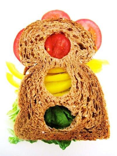 Das Auge isst mit! 27 Ideen für kreatives Kinder-Essen - www ...