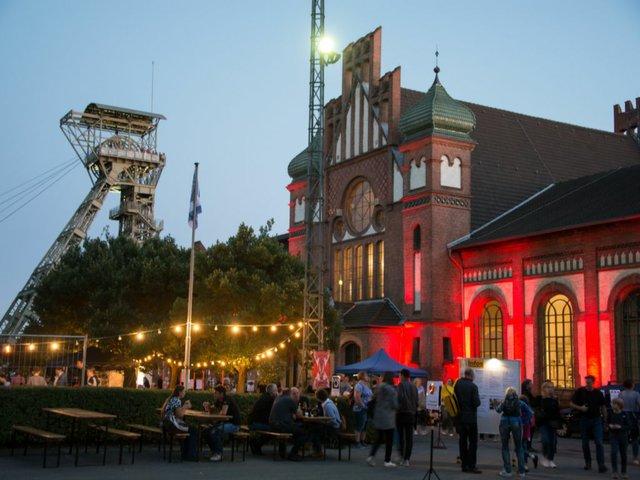 Dortmunder Museumsnacht, Zeche Zollern
