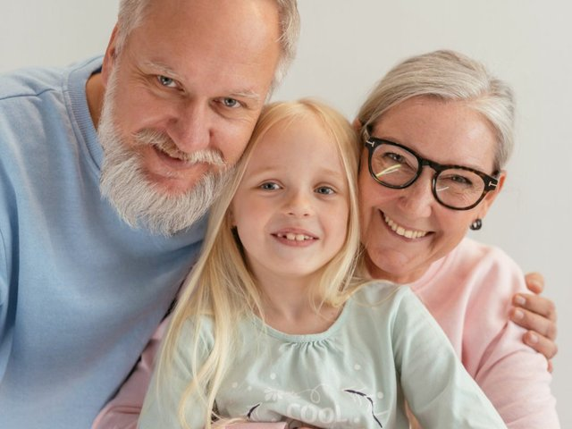 Enkelkinderbriefe, Großeltern