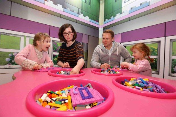 LEGO Friends-Familie
