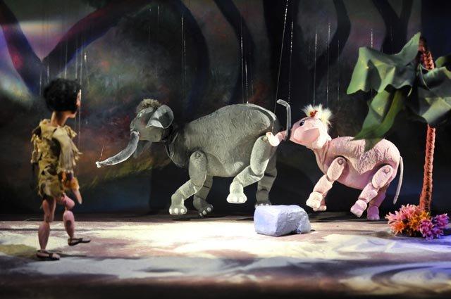 Das Dschungelbuch, Müllers Marionettentheater Wuppertal