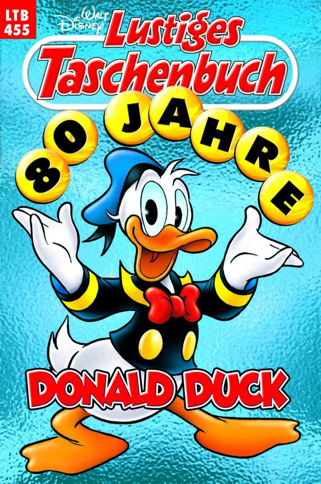 Cover Lustiges Taschenbuch 455