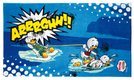 Donald Duck-Badetuch