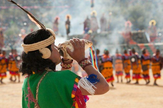 Inti-Raymi-Fest in Peru, O. Bolch